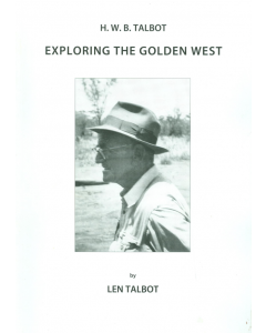 Cover of Exploring the Golden West