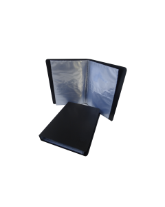 Binder, Postcard Photo Album, Polypropylene, 185mm x 255mm, with 36 x 150mmx100mm pockets