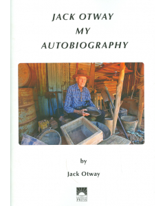 Cover of Jack Otway - My Autobiography