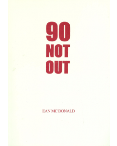 Cover of 90 Not Out