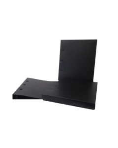 Binder with Slip Cover, Polypropylene, A3 40mm, Black
