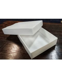 Box, Fluted Polypropylene, A3 320x440x100/75 ID, Separate Base & Lid