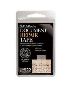 Tape, Document Repair Tape, Lineco, 25mm x 3.7m