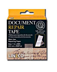 Tape, Document Repair Tape, Lineco, 25mmx29.9m