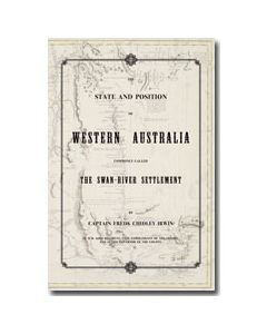 The State and Position of Western Australia