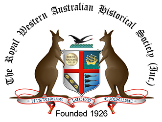 Royal Western Australian Historical Society Coat of Arms